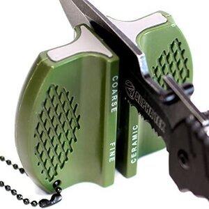 Alpha Tek Pocket Knife Sharpener