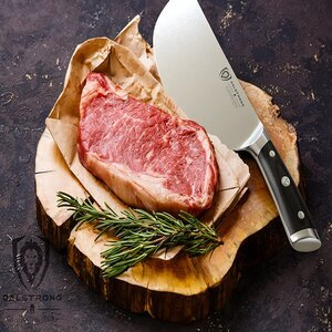 """Dalstrong Gladiator Series 9"""" Cleaver Butcher Knife"""