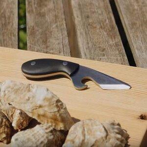 Ken Onion Brewshucker stainless steel Oyster Knife