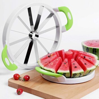 Mannice Extra Large Watermelon Slicer