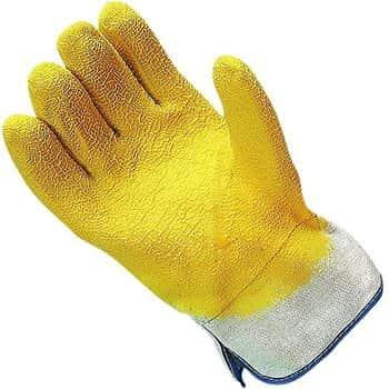 San Jamar Oyster Shucking Gloves- Cotton Lining