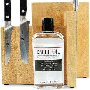 Thirteen Chefs Food Safe Honing Oil