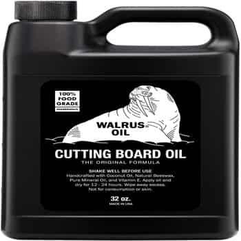 Walrus Oil – Oil for cutting boards