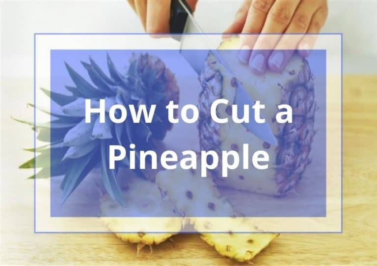 How to Cut a Pineapple Like a Pro?| Easy & Quick!