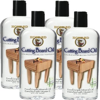 Howard Products BBB012 Cutting Board Oil