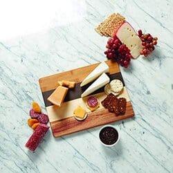 Sabatier 5238990 Mixed Wood Cutting Board