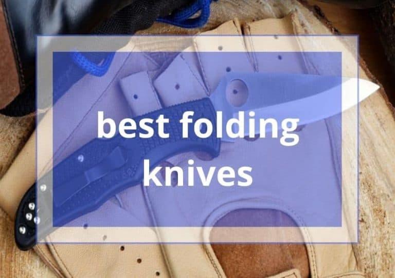 10 Best Folding Knives 2021 |Including knives under 100 $