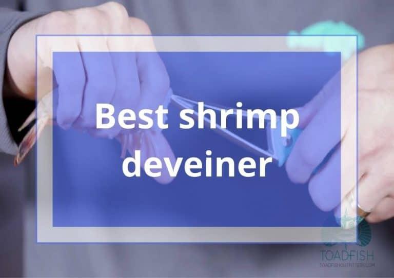 10 Best Shrimp Deveiner in 2021 Review