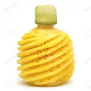 How do you get rid of pineapple eyes