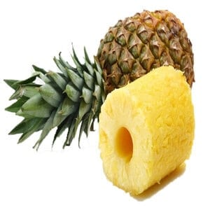 How to core a pineapple without a corer