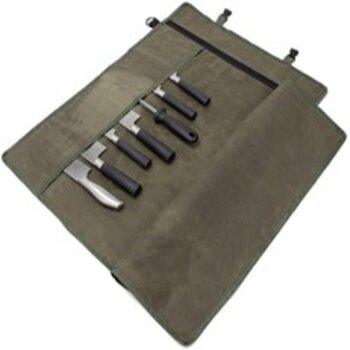 Hernest 10 slots knife roll bag