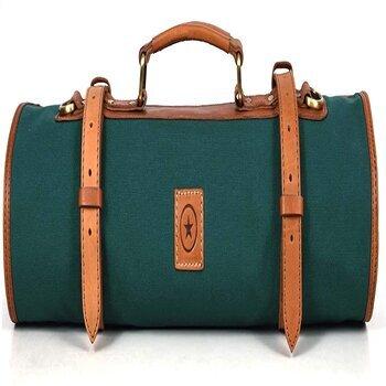 Aaron Estilo leather Adjustable Knife Roll Bag