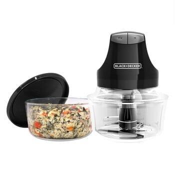 BLACK+DECKER EHC3002B Vegetables Chopper
