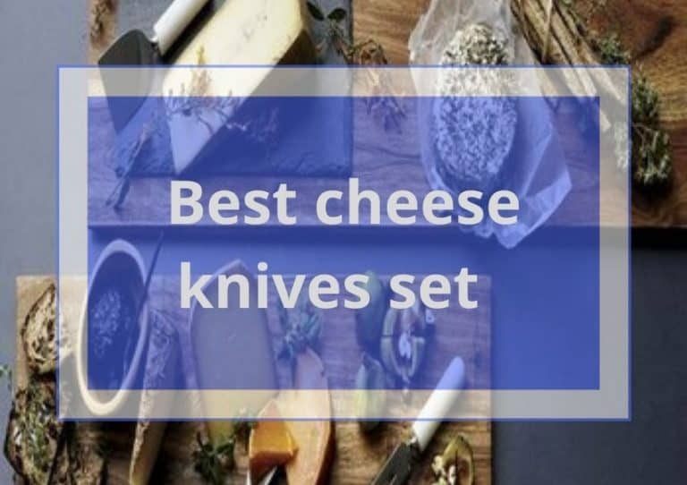 10 Best Cheese Knives Set Review 2021