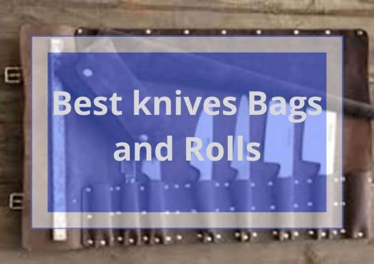 10 Best Knives Bags Review & Buyer's Guide 2021 | Knife Rolls Review