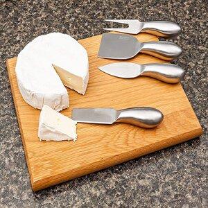Blizetec 4-Piece cheese knives set