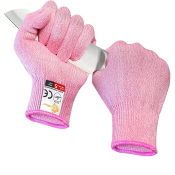 EvridWear Level 5 Safety Protection Cut Resistant Gloves