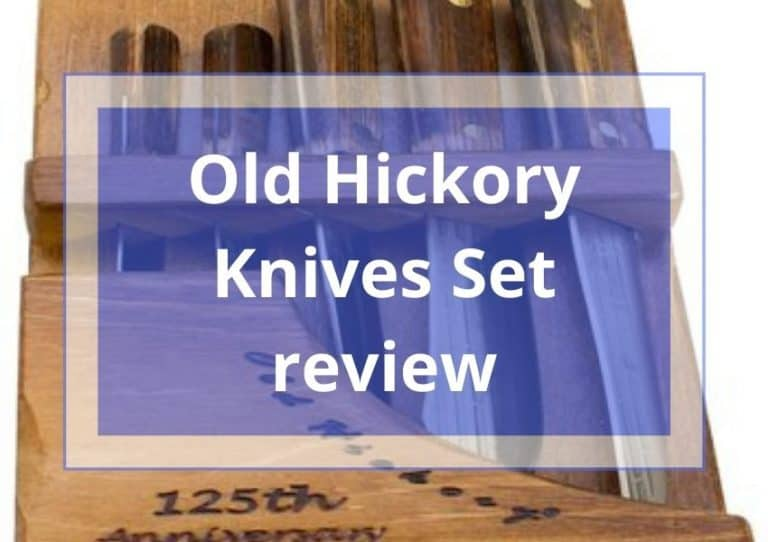 The Best 5 Old Hickory Knives Review 2021