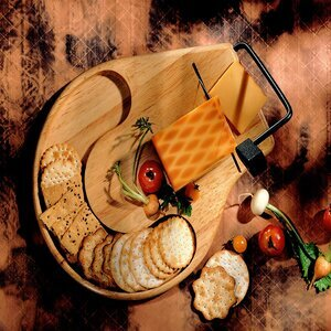 Prodyne Cheese Slicer/Tray