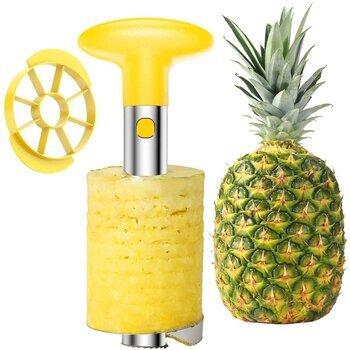 SameTech Easy Kitchen Pineapple Corer