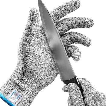 Stark Safe Level 5 Protection Cut Resistant Gloves