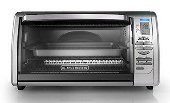 BLACK+DECKER Convection Toaster CTO6335S
