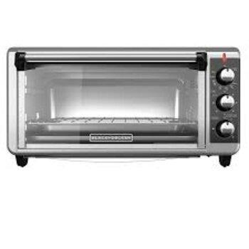 BLACK+DECKER TO3250XSB toaster oven