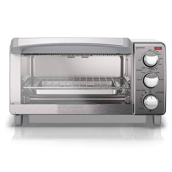 BLACK+DECKER Toaster Oven TO1760SS