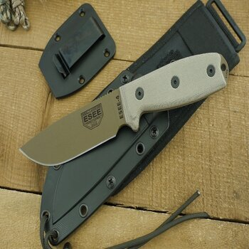 ESEE 4P Fixed Blade Knife