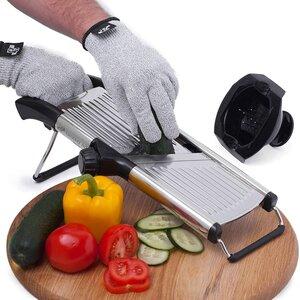 Grocery Art mandolin tomato slicer