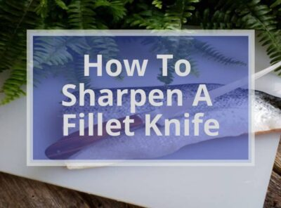 How to Sharpen a Fillet Knife | Easy Step by Step Guide
