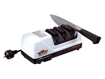 Use Electric Sharpeners to Sharpen Your Knife