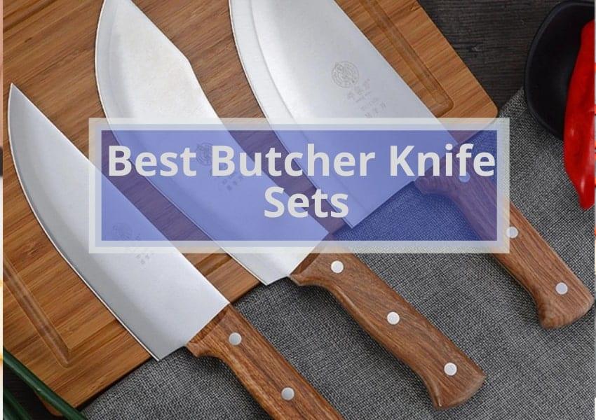 Best Butcher Knife Sets