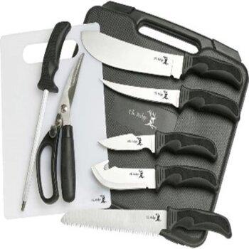 Elk Ridge ER-190 butcher knife set