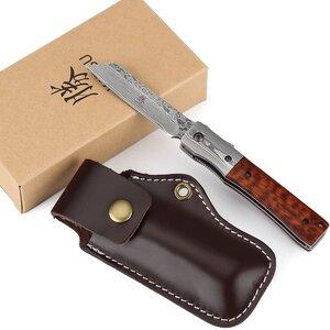 Katsu Handmade Bolster Japanese Pocket Knife