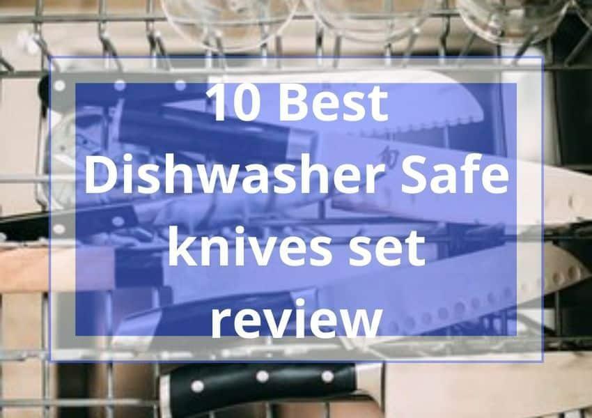 10 Best Dishwasher Safe knives set review