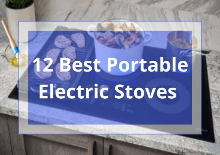 12 Best Portable Electric Stoves 2021 | Countertop Burner Review