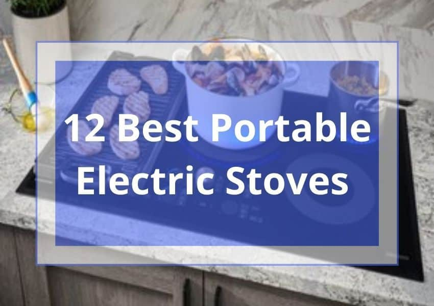 12 best portable electric stoves