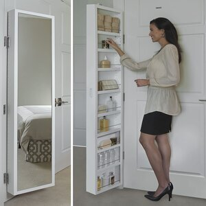 Cabidor Deluxe Adjustable Kitchen Storage Cabinet