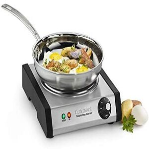 Cuisinart Cast-Iron Single Plate Portable Electric Stoves