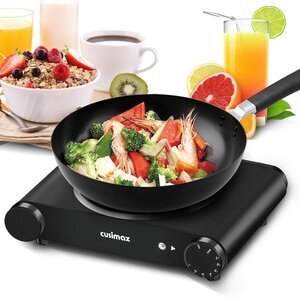 Cusimax Infrared Single Plate Portable Electric Stoves