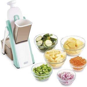 DASH Safe Aqua Slice Mandoline for Vegetables