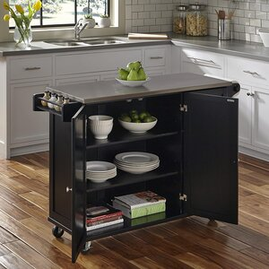 Home Styles Liberty Kitchen Cart/Cabinet