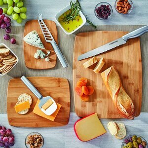 Is Bamboo good for cutting boards?