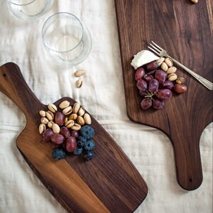 Is Walnut toxic for cutting boards?