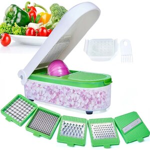 LHS Pro Vegetable Chopper and Pro Onion Chopper