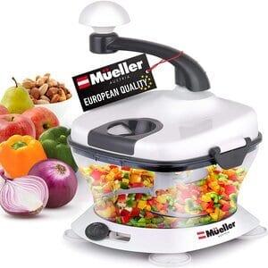 Mueller Ultra Heavy Duty Onion Chopper/Cutter