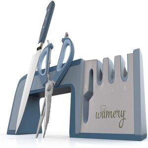 Wamery Knife Sharpener and Scissor Sharpeners