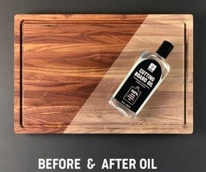 What is the best oil for wood cutting boards