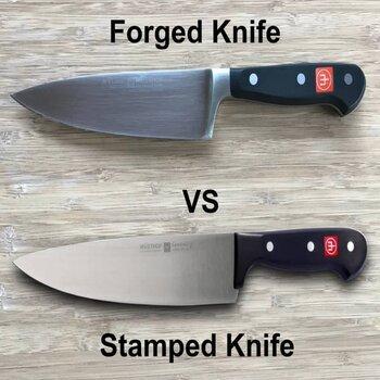 Blade construction